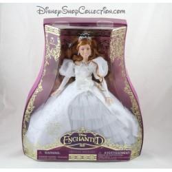 Puppe Giselle DISNEY STORE war es einmal verzaubert Hochzeitskleid
