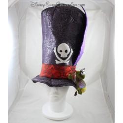 Chapeau haut de forme Docteur Facilier DISNEYLAND PARIS La princesse et la grenouille 34 cm