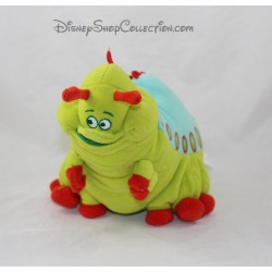 Stuffed Heimlich the Caterpillar DISNEY STORE 1001 legs Pixar A bug's Life