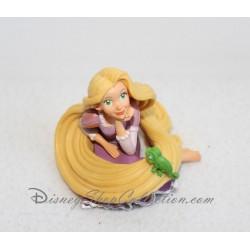 Figurine Raiponce BULLYLAND Disney assise avec Pascal Bully 6 cm