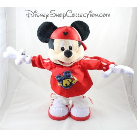 Peluche interactive MATTEL Fisher Price Mickey Hip Hop 40 cm