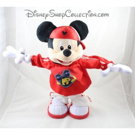 Peluche interactive MATTEL Fisher Price Mickey Hip Hop 40 cm