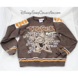 Tigger DISNEY Tigger Winnie the Pooh 5 años niño niño suéter