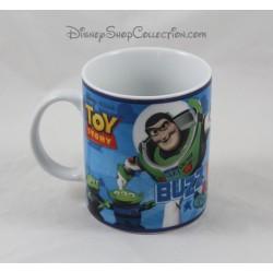Taza de Buz y Woody de Toy Story de DISNEY PIXAR y la cerámica de bandas