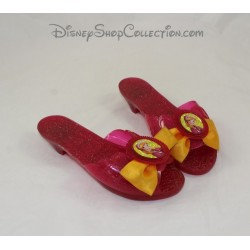 Costume shoes Anna DISNEY child snow Queen rose 29/31