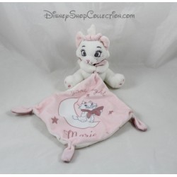 Doudou cat handkerchief married DISNEY the Aristocats Good Pink White night