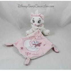 Doudou cat handkerchief married DISNEY the Aristocats Good Pink White night