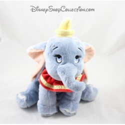 Elephant plush Dumbo DISNEY NICOTOY gray beige 18 cm