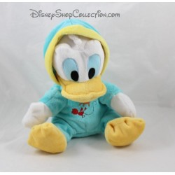 Plush Donald DISNEY onesie Blue Sun 25 cm NICOTOY