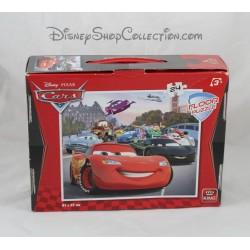 Puzzle Cars DISNEY King 24 pièces floor puzzle 61 x 51 cm 3 ans et  +