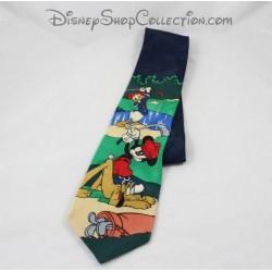 Krawatte MICKEY Inc. Disney Mickey und Freunde Golf Mann