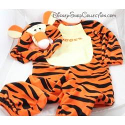 Disfraz a bebé DISNEY Tigger 2-3 años + campana