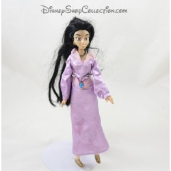 Mini doll Jasmine DISNEY purple dress Applause 27 cm