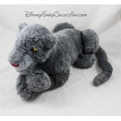 Plush Bagheera DISNEYLAND PARIS jungle Panther book gray 35 cm
