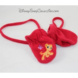 Mittens baby Nala DISNEYLAND PARIS 12/24 month red lion king