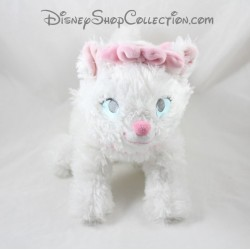 Plush Marie DISNEY STORE the Aristocats cat node pink 30 cm