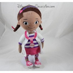 Doll plush DISNEY NICOTOY plush 31 cm doctor Doc
