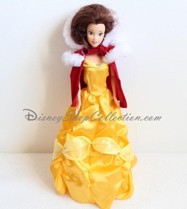 moitié prix très convoité gamme de date de sortie Poupée mannequin Belle DISNEY La Belle et la Bête Simba Toys cape r...
