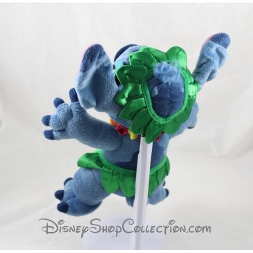 Peluche Stitch Disney Lilo Et Stitch Hawai Aloha Fleurs 24 Cm Dis