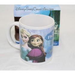 Mug La Reine des neiges DISNEY Elsa et Anna Frozen tasse céramique