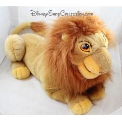 Peluche marionnette ventriloque Simba DISNEY STORE Le Roi Lion 54 cm