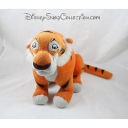 Peluche tigre Shere Kan HASBRO Disney Le Livre de la Jungle orange 25 cm