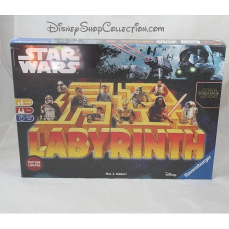 jeu de soci t labyrinthe star wars ravensburger dition limit e ne. Black Bedroom Furniture Sets. Home Design Ideas
