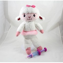 Sheep plush cuddly GIOCHI PREZIOSI bobos doctor plush Disney 30 cm