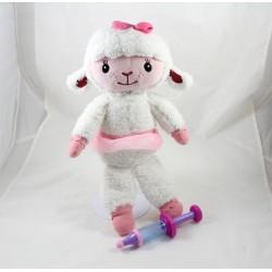 Sheep plush cuddly GIOCHI PREZIOSI bobos doctor plush Disney 30 cm