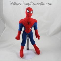 Peluche Spiderman Marvel l'homme araignée rouge bleu 30 cm