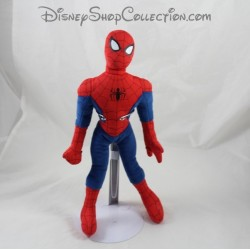 Peluche Spiderman Marvel Spiderman rojo azul 30 cm