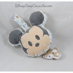 Peluche musical Mickey DISNEY STORE bebé bosque Fox 25 cm