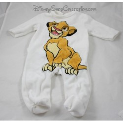 Velvet lion Simba DISNEY BABY the lion king Pajama sleep well Velvet Baby 3 months