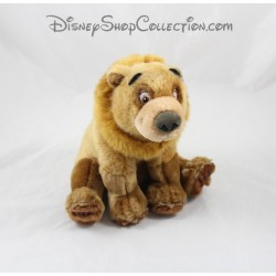 Peluche ours Kenaï DISNEY STORE Frère des Ours marron 18 cm