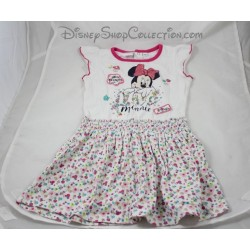 Dress was Minnie Mouse DISNEY BABY flowers 24 months
