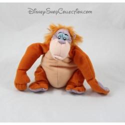 Peluche mono rey Louie DISNEY JEMINI Louis 16 cm el libro de selva
