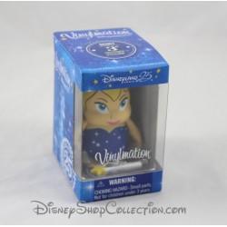 Vinylmation Tinkerbell DISNEY 25 aniversario estatuilla de vestido azul de Disneyland Paris