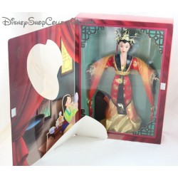 Poupée Mulan DISNEY MATTEL Mulan The Signature Collection