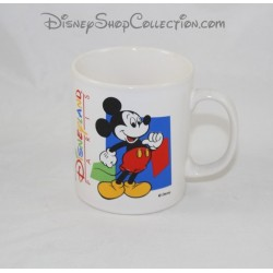 Mug Mickey DISNEYLAND PARIS tasse céramique Disney 9 cm