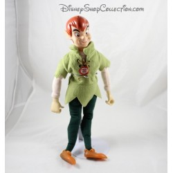 Poupée parlante Peter Pan DISNEY talking tête plastique 43 cm