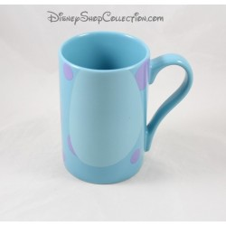 Mug Sully DISNEY monsters and company STORE blue purple ceramic