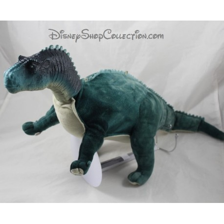 Peluche Aladar dinosaure DISNEY Dinosaure bleu vert 64 cm