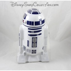 Pot à biscuit R2D2 DISNEYLAND PARIS Star Wars boite à cookie céramique Disney 26 cm