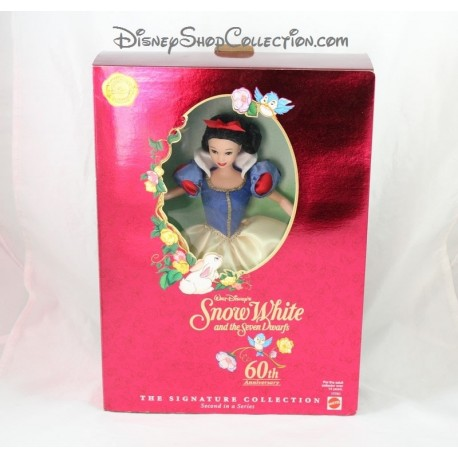 Poupée Blanche-Neige DISNEY MATTEL Snow White The Signature Collection