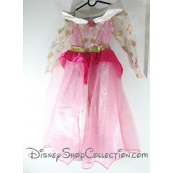 Déguisement robe Aurore DISNEYLAND PARIS La belle au bois dormant rose Disney 8 ans