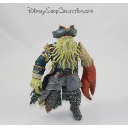 Figurine articulée Pirates des Caraïbes DISNEY ZIZZLE Davy Jones 20 cm