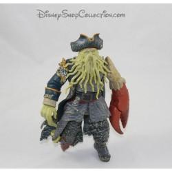 Piratas del Caribe Davy Jones 20 cm acción ZIZZLE DISNEY figura