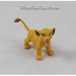 Figurine Simba DISNEY BULLY Le roi lion Simba jeune lion Bullyland pvc 5 cm