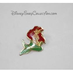 Ariel DISNEY's the Little Mermaid sitting rare 3 cm pins