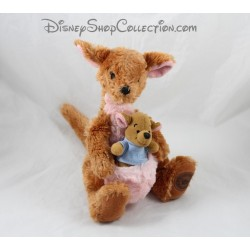 Plush Kangaroo MOM little guru WALT DISNEY 25 cm